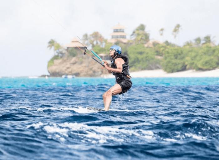 barack-obama-windsurfing-caribbean-barack-obama-windsurfing-richard-branson-kiteboarding-with-barack-obama-kiteboarding-surfing